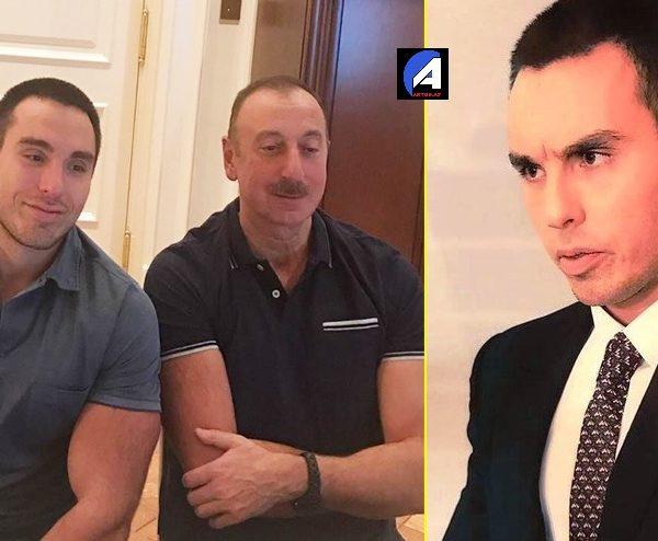 Prezidentin bacısı oğlu hər kəsi heyrətləndirdi – VİDEO