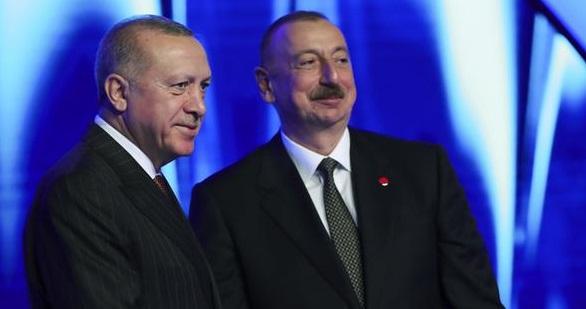 Обнародована дата визита Эрдогана в Азербайджан