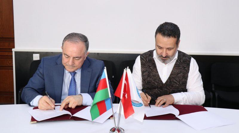 AzTU ilə Trabzon Universiteti arasında əməkdaşlıq müqaviləsi imzalandı – FOTOLAR