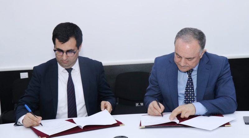 AzTU ilə  Sumqayıt Texnologiyalar Data Mərkəzi əməkdaşlıq müqaviləsi imzaladı – FOTOLAR