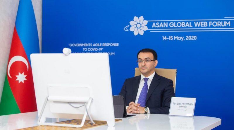 ASAN Qlobal Veb Forum işə başladı – FOTOLAR