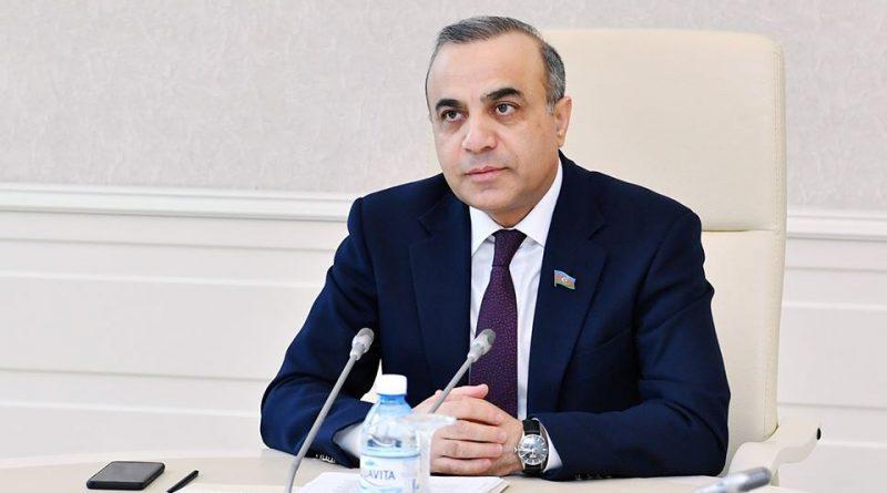 """Azay Quliyev:""""Milli Məclisə qarşı aparılan çirkin kampaniyanı qınayıram!"""" –"""
