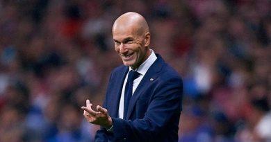 Зидан стал лучшим тренером в истории ЛЧ