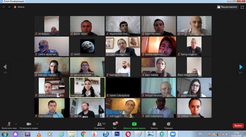 QHT Şurası beynəlxalq videokonfrans keçirdi – 11 ölkə birgə bəyanat imzaladı