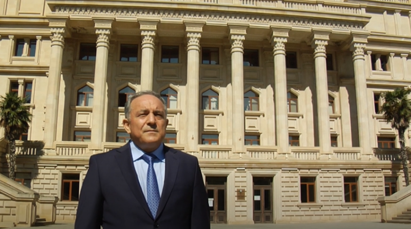 Rektor Vilayət Vəliyev məzunları videoformatda təbrik etdi – VİDEO