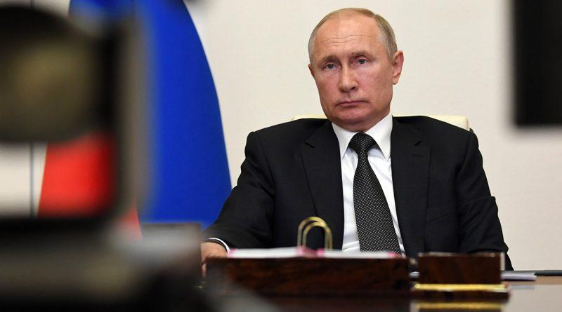 Путин заявил, что часто ночует в Кремле – ВИДЕО