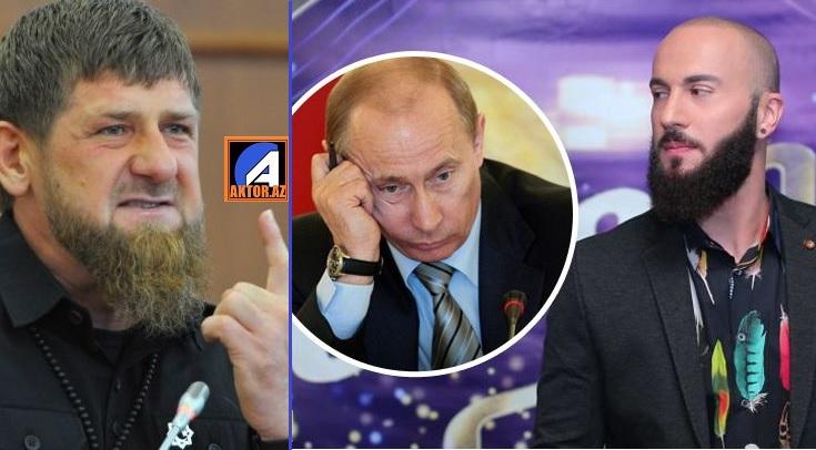 """Gürcü jurnalist yenə Putini təhqir etdi:""""Sən gürcü xalqının…"""" – VİDEO"""