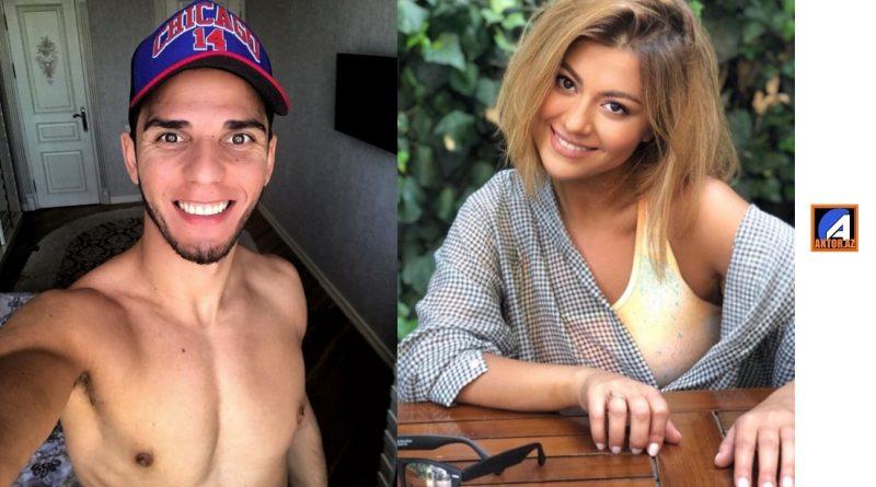 Aygün Kazımovanın qızı braziliyalı futbolçu ilə: şərab, qəlyan… – VİDEO