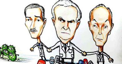 """Gürcüstanda virusa qalib gələn """"üç muşketyor"""": BBC onlardan yazdı – FOTO"""