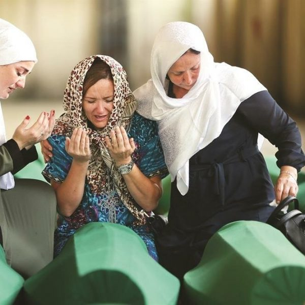 Память жертв геноцида в Сребренице будут чтить всегда - Эрдоган