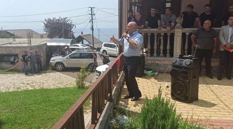 Армянские националисты призвали Грузию отказаться от своих земель – ВИДЕО