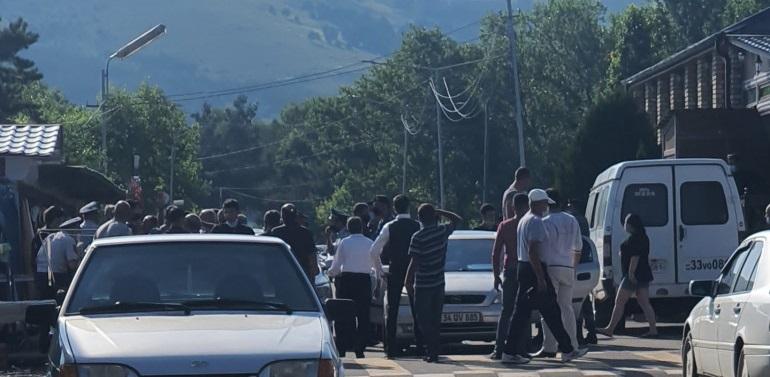 Ermənistanda kütləvi dava – VİDEO