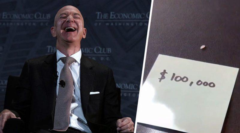 Состояние главы Amazon достигло $200 млрд