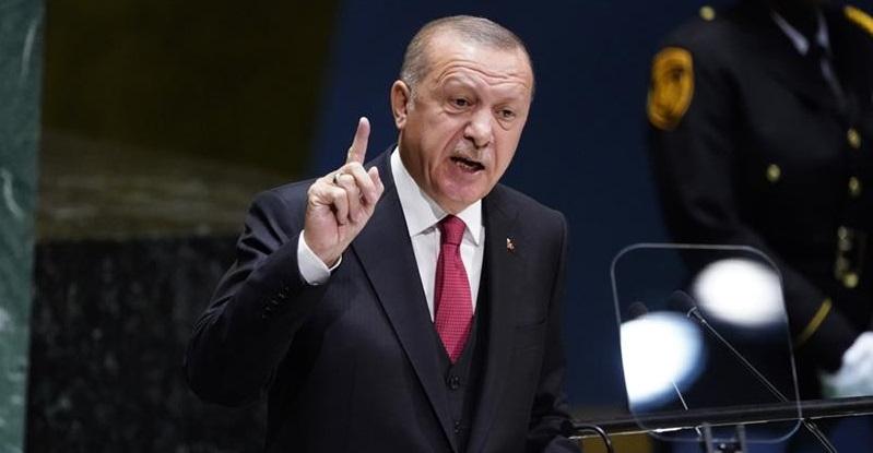 Эрдоган мстит за Севрский договор - Le Monde