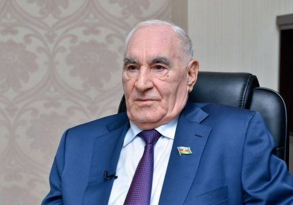 Gürcüstanlı deputat Fəttah Heydərovun vəfatı ilə bağlı başsağlığı verdi