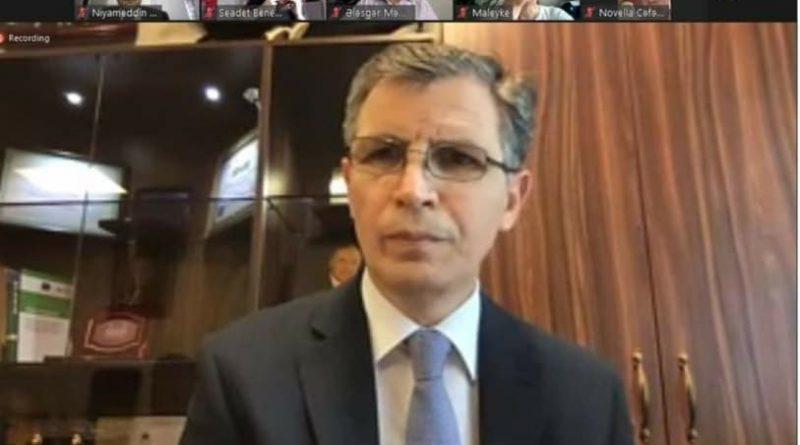 Parlamentin komitə sədri Zahid Oruc QHT-lərlə video-konfrans keçirib – FOTO