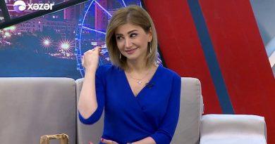 Tutu da Xəzər TV-də