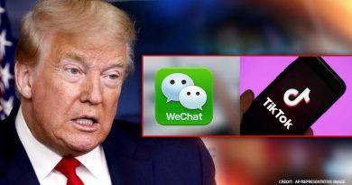 TikTok и WeChat будут запрещены в США