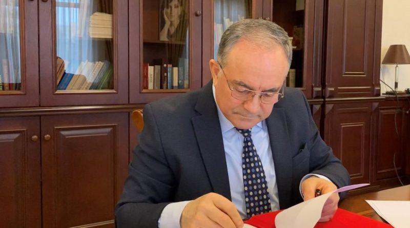 """AzTU ilə """"AzerGold"""" QSC arasında memorandumu imzalanıb – FOTO"""