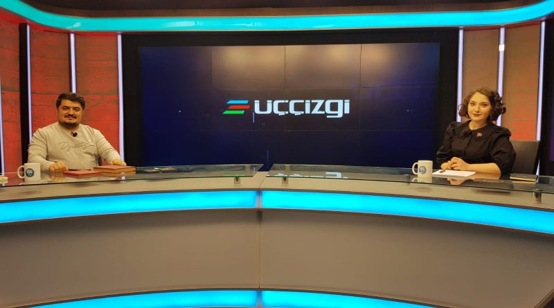 ÜÇÇİZGİ Türkiyə telekanalında Azərbaycan kültür və tarixini təbliğ edir!