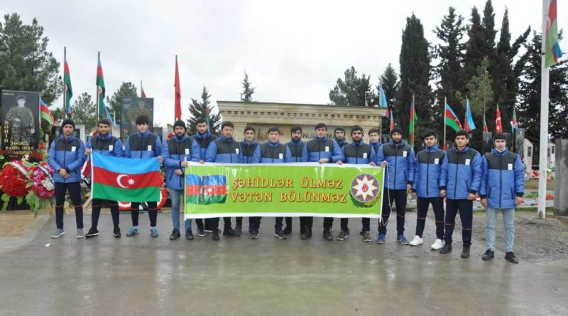 Ağsu komandası qələbə qazanıb – FOTOLAR