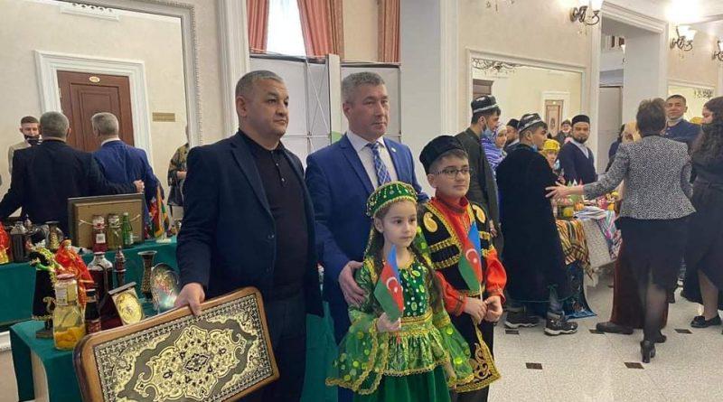 Азербайджанская диаспора в открытие родных языков в Татарстане – ВИДЕО/ФОТО