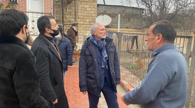 Журавлев ознакомился с варварством армян – ВИДЕО
