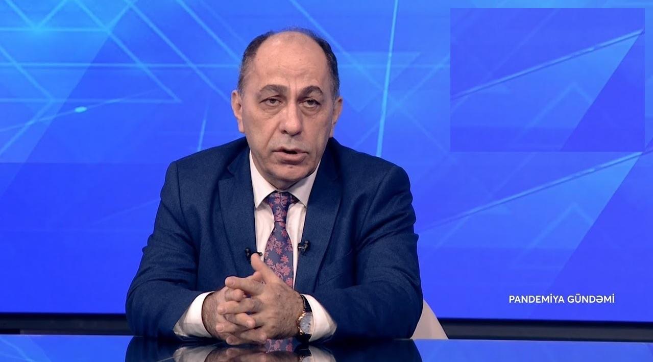"""Adil Qeybulla: """"Operativ Qərargah, BNA işinin öhdəsindən gələ bilmədilər"""" - VİDEO"""
