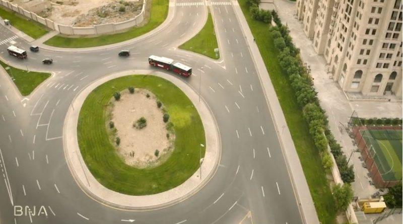 Bakıda ilk bio-smart avtobus dayanacağı – VİDEO