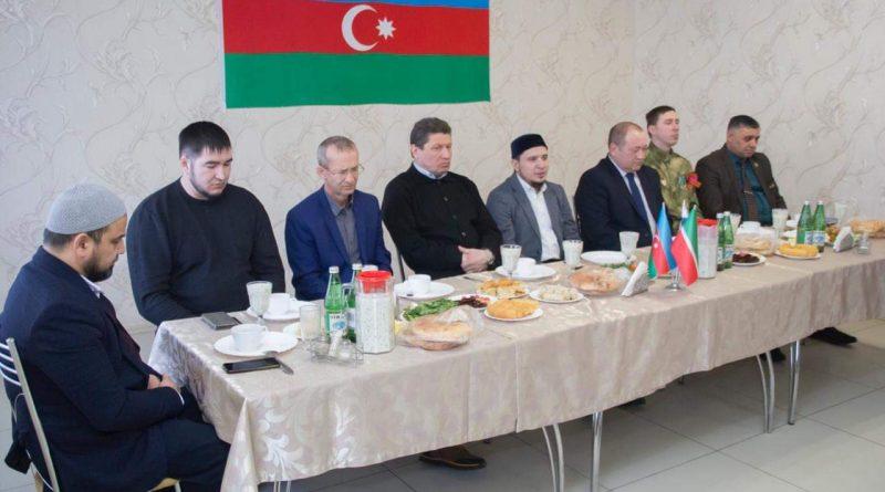 Tatarıstanın Leninoqorsk şəhərində Xocalı faciəsi qurbanları anılıb – VİDEO/FOTO