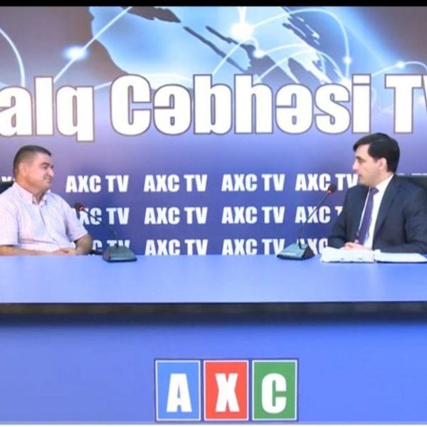 """""""Bu gün Allah Şükür Paşazadəyə missonerlər hücum edir"""" - AXC TV-də müzakirə!"""