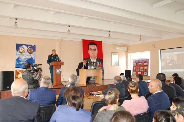 Milli Qəhrəman Samid İmanovun xatirəsi yad edildi – FOTO