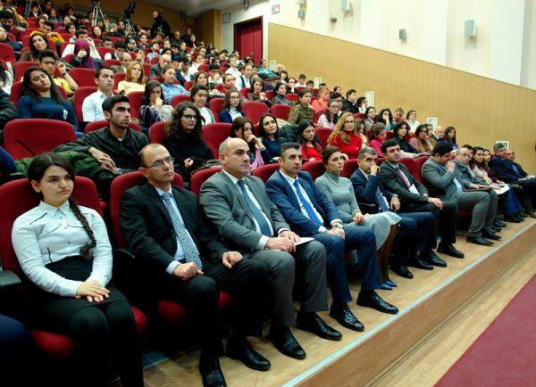 Müsabiqənin finalçılarına sertifikatlar təqdim olunub – FOTO