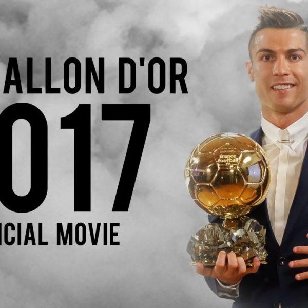 """Ronaldo 5-ci dəfə """"Qızıl top""""u aldı – VİDEO"""