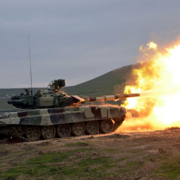 Танковые подразделения выполнили боевые стрельбы – ФОТО/ВИДЕО