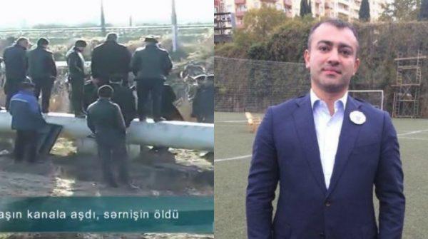Ramiz Mirzəyevin oğlunun öldüyü qəzanın görüntüsü yayıldı – VİDEO