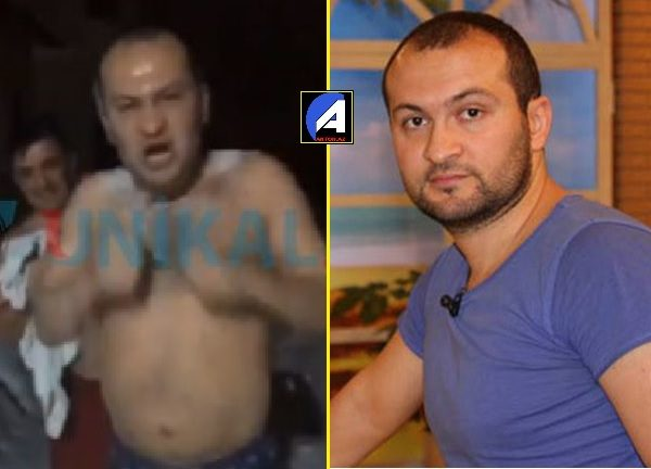 Turan İbrahimovun Moskvada ŞOK GÖRÜNTÜSÜ YAYILDI: Soyundu… (VİDEO)