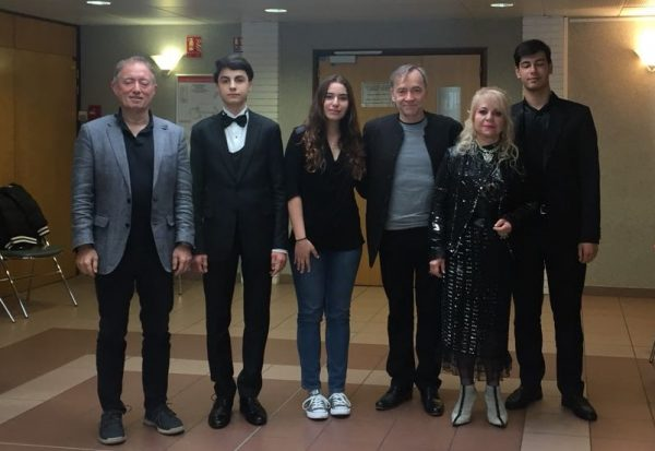 İsveçrədə Beynəlxalq Pianoçular Müsabiqəsi keçirilib – FOTOLAR
