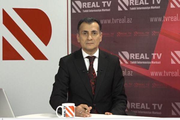 """Mir Şahin: """"Sevinc Osmanqızı Əli Kərimli və Qənimət Zahidin altpaltarıdır"""" – VİDEO"""