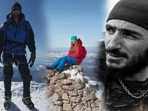 Alpinistlərin nəşi belə tapıldı – VİDEO