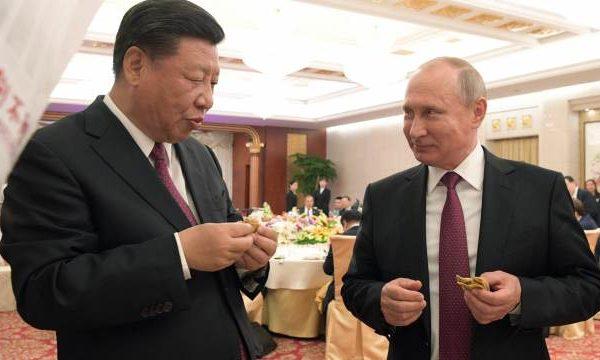 Путин приготовил в Китае местную еду – ВИДЕО