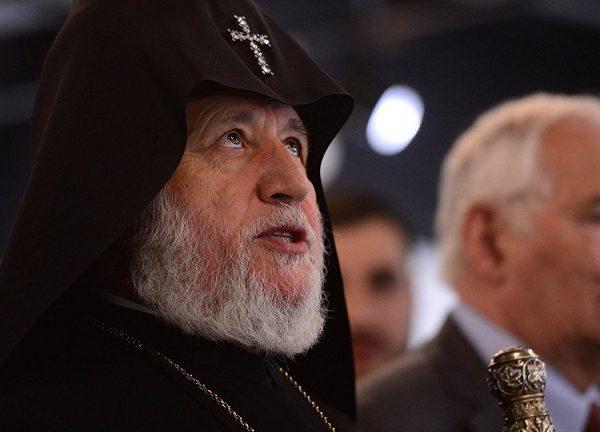 В Ереване требовали отставки Гарегина II – ВИДЕО