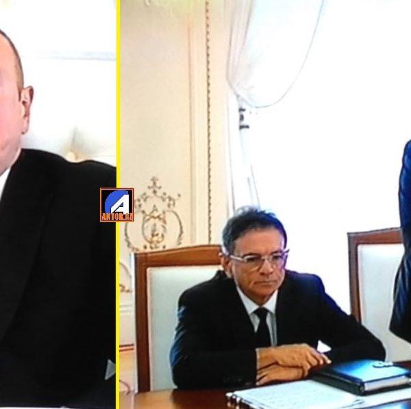"""Prezidentdən Pirverdiyevə sərt sözlər: """"Siz utanmalısınız…""""– VİDEO"""