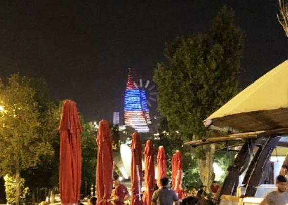 """""""Erməni bayrağı""""nın sirri açıldı – VİDEO"""