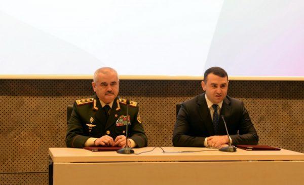 Dövlət Xidməti ilə Gənclər Fondu arasında memorandum imzalanıb – FOTOLAR/VİDEO