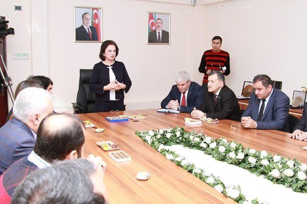 İctimaiyyət nümayəndələri AzMİU-da imtahan prosesini izləyib – FOTOLAR
