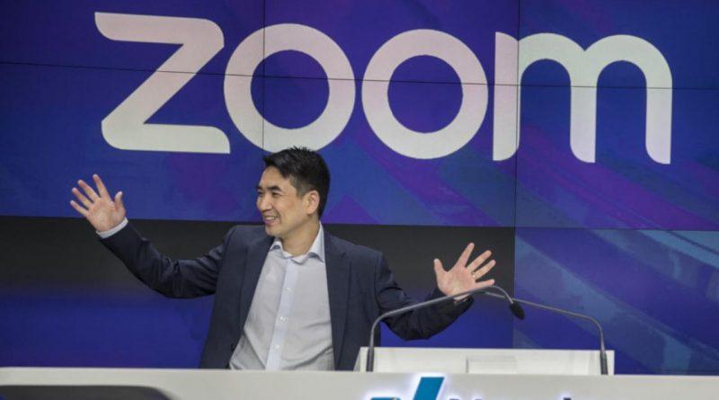 Основатель Zoom за день заработал пять миллиардов